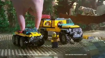 LEGO City Jungle Sets TV Spot, 'National Geographic Kids: Family Trip' - Thumbnail 5