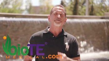 BioTE Medical TV Spot, 'Don't Stop Living' - Thumbnail 5