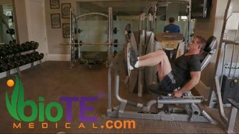 BioTE Medical TV Spot, 'Don't Stop Living' - Thumbnail 3