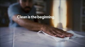 Clorox TV Spot, 'A Clean Kitchen Is the Beginning' - Thumbnail 3