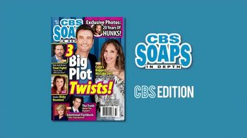 CBS Soaps in Depth TV Spot, 'Young & Restless: Drama' - Thumbnail 3