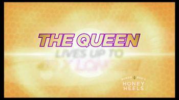 Queen Bee's Honey Heels TV Spot, 'A Royal Solution' - Thumbnail 4