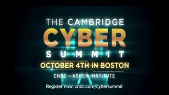 CNBC TV Spot, 'Cambridge Cyber Summit' - Thumbnail 4