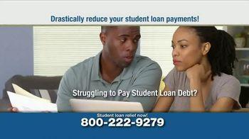 Student Loan Assistance TV Spot, 'Get Help Today' - Thumbnail 1