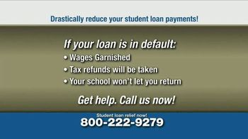 Student Loan Assistance TV Spot, 'Get Help Today' - Thumbnail 4