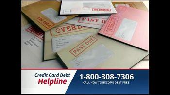 Credit Card Debt Helpline TV Spot, 'Reduce Your Debt' - Thumbnail 1