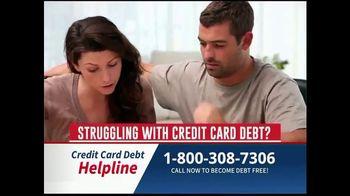 Credit Card Debt Helpline TV Spot, 'Reduce Your Debt' - Thumbnail 2