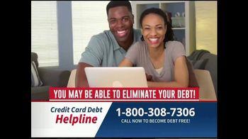 Credit Card Debt Helpline TV Spot, 'Reduce Your Debt' - Thumbnail 6