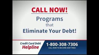 Credit Card Debt Helpline TV Spot, 'Reduce Your Debt' - Thumbnail 9