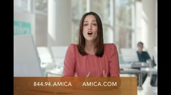 Amica Mutual Insurance Company TV Spot, 'Family Car Trips' - Thumbnail 10
