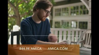 Amica Mutual Insurance Company TV Spot, 'Family Car Trips' - Thumbnail 4