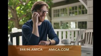 Amica Mutual Insurance Company TV Spot, 'Family Car Trips' - Thumbnail 5