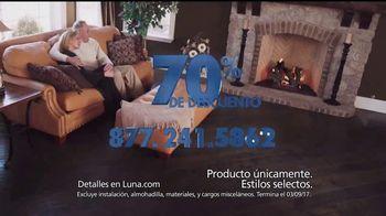 Luna Venta de 70 Por Ciento de Descuento TV Spot, 'Pisos' [Spanish] - Thumbnail 10