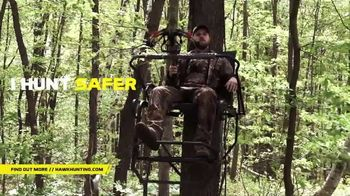 Hawk TV Spot, 'I Hunt From Above'