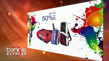 Tennis Express Sizzling Summer Sale TV Spot, 'Up to 70 Percent Off' - Thumbnail 4