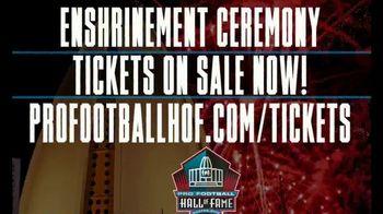 Pro Football Hall of Fame TV Spot, '2017 Enshrinement Week & Fun Fest' - Thumbnail 6
