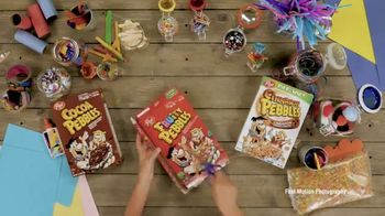 Pebbles Cereal TV Spot, 'Disney XD: Outside the Box' - 30 commercial airings