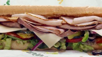 Subway $6 Footlong Subs TV Spot, 'Starburst' - Thumbnail 1