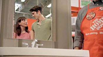 The Home Depot TV Spot, 'Discover Vanities' - Thumbnail 4