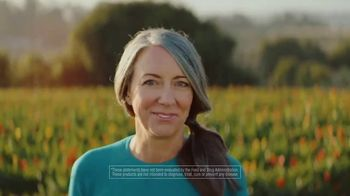 Sundown Naturals TV Spot, 'Non-GMO: Support an Active Lifestyle' - 2421 commercial airings
