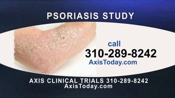 AXIS Clinical Trials TV Spot, 'Psoriasis Study' - Thumbnail 4