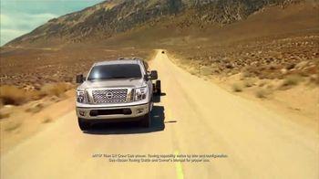2017 Nissan Titan TV Spot, 'Team Up' [T2] - 866 commercial airings