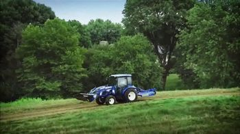 New Holland Red, White and Blue Summer Event TV Spot, 'Create Your World' - Thumbnail 5