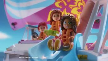 LEGO Friends TV Spot, 'Beach Party'