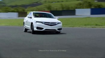 Acura Summer of Performance Event TV Spot, 'Summer Vacation: 2017 ILX'
