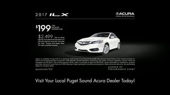 Acura Summer of Performance Event TV Spot, 'Summer Vacation: 2017 ILX' [T2] - Thumbnail 8