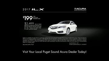 Acura Summer of Performance Event TV Spot, 'Summer Vacation: 2017 ILX' [T2] - Thumbnail 9