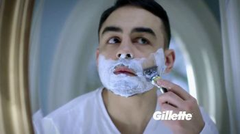 Gillette TV Spot, '40 millones de americanos' [Spanish]