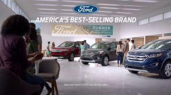 Ford Summer Sales Event TV Spot, 'Ice Cream' Song by Owl City [T2] - Thumbnail 5