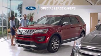 Ford Summer Sales Event TV Spot, 'Ice Cream' Song by Owl City [T2] - Thumbnail 6