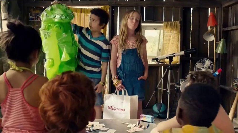 Walgreens TV Commercial, 'Summer Needs Help: Aleve'