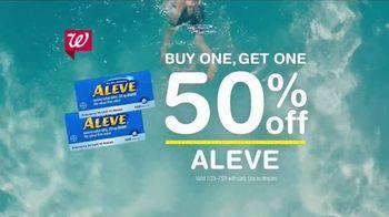 Walgreens TV Spot, 'Summer Needs Help: Aleve' - Thumbnail 8