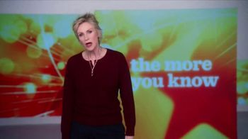 The More You Know TV Spot, 'Community' Featuring Jane Lynch - Thumbnail 1