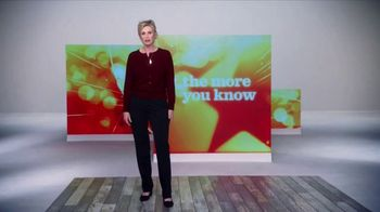 The More You Know TV Spot, 'Community' Featuring Jane Lynch - Thumbnail 4