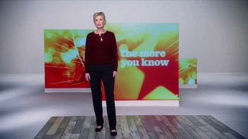 The More You Know TV Spot, 'Community' Featuring Jane Lynch - Thumbnail 5