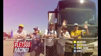 IMSA TV Spot, 'Let's Go Racing!: Follow Us' - Thumbnail 4