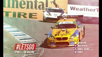 IMSA TV Spot, 'Let's Go Racing!: Follow Us' - Thumbnail 6