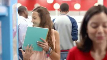 Office Depot OfficeMax TV Spot, 'Taking Care of Back to School: Notebooks' - Thumbnail 3