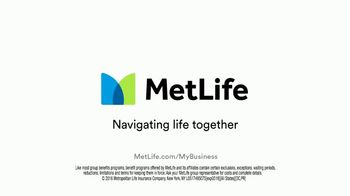 MetLife Small Business Benefits TV Spot, 'Anything But Small: Craig' - Thumbnail 6