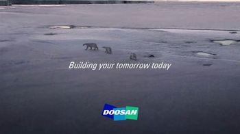 Doosan Group TV Spot, 'For the Future: Polar Bears' - Thumbnail 10