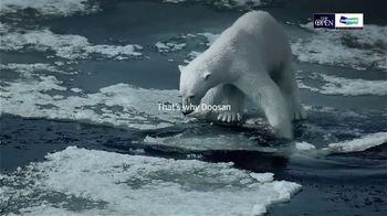 Doosan Group TV Spot, 'For the Future: Polar Bears' - Thumbnail 4