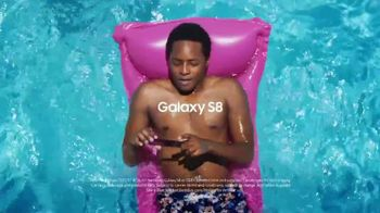Samsung Galaxy S8 TV Spot, 'Summer: Pool Day' - Thumbnail 8