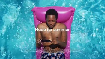 Samsung Galaxy S8 TV Spot, 'Summer: Pool Day' - Thumbnail 9