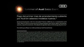 Audi Summer of Audi Sales Event TV Spot, 'Aprovechar el momento' [Spanish] [T2] - Thumbnail 9