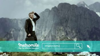 Metromile Pay-Per-Mile Car Insurance TV Spot, 'Stand Up to Insurance'