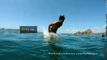 National Geographic Expeditions TV Spot, 'Galápagos' - Thumbnail 3